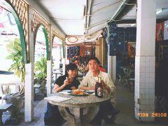 2003年2月 誕生日プレゼントでは初めての旅行に、ペナン4日間