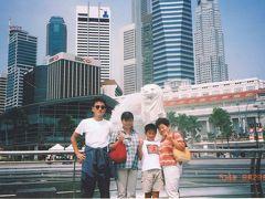2004年8月 母親と甥っ子の海外デビュー、ビンタン島+シンガポール5日間