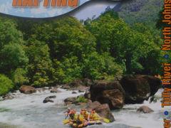 オーストラリア【21】(ケアンズ2日目)半日バロン川ラフティングツアー