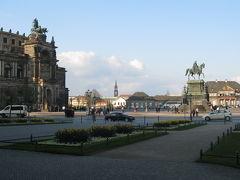 東ドイツ時代の面影を残す古都