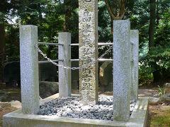 天下取りコース散策:神明神社、小池・島津義弘陣跡、関ヶ原400年記念平和の社