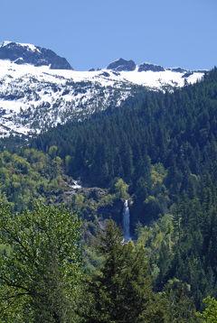 ノースカスケード国立公園 ***ワシントン州の国立公園巡り3日間の旅 (1)