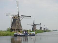 2004 欧州ドライブ 3 オランダといえば風車