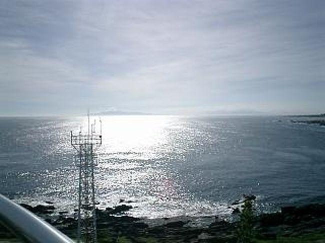 久里浜-金谷、房総ドライブ、野島崎灯台