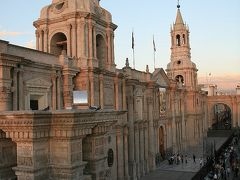 純白の大聖堂とカラフルな修道院 ~世界遺産アレキパ~