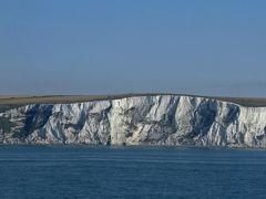 熟年夫婦の珍道中 (英国旅行の日程)Dover Strait / UK ⇒ Belgium