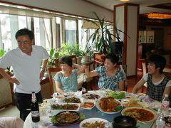 延辺日本人会 2008年夏の懇親会兼送別会 開催