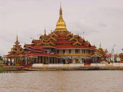 【タイ・ミャンマーひとり旅】インレー湖