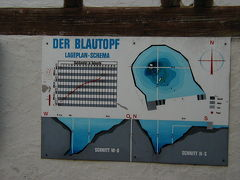 青い泉ブラウトプフ(Blau Topf)を見に行く