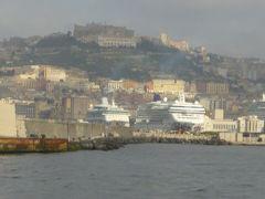 ナポリからカプリ・・・海の旅