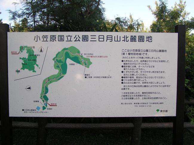 3度目の小笠原父島