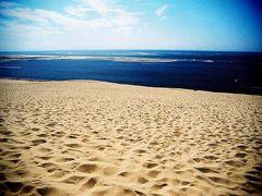 ボルドーからピラ砂丘へ・・・