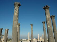 ペトラ遺跡・死海とアラビアのロレンスの舞台 ヨルダンの旅その11~ウムカイス