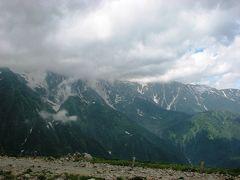 梅雨時の信州(1) 八方尾根自然研究路を歩く ~2008年7月~