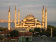 ? 7月 トルコ  イスタンブール観光1日目