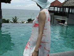 '03 海外ロケで、バリ島に!@「Mercure Kuta Hotel」