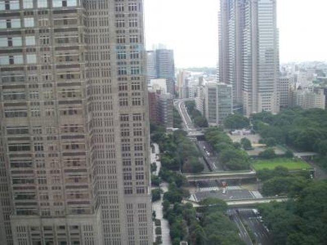 往 路:JL110(J)<br />復 路:JL133(F)<br />ホテル:ハイアットリージェンシー東京<br />    25階(キング1室1名利用)1泊20,270円<br />費 用:約5万円