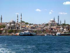 ? 7月 トルコ イスタンブール観光最終日。