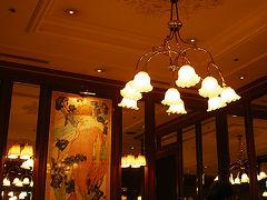 '07 結婚1周年は「ラ ブラスリー」で記念ディナー!@「帝国ホテル」