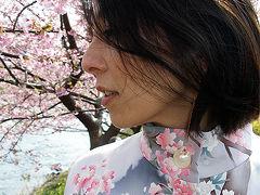 '08 河津桜との響宴!@「菊水館」