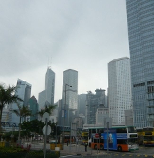 平均年二回は訪問する香港、いまいち良い写真がありません<br />