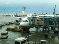 2008年ブルガリア旅行第1日目:プロローグは成田空港第1ターミナル南ウィングから(旅程一覧)