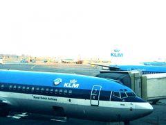天空のレストラン KLMオランダ航空(機内食)