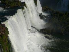 南米三大絶景10日間 ?の2イグアスの滝(ブラジル側)