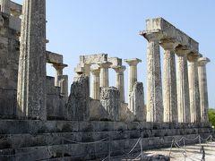 2005.9ギリシャ学会旅行2-エーゲ海1日クルーズ1 エギナ島