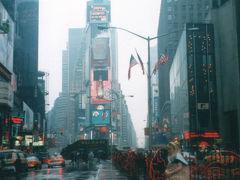 初アメリカ ~ニューヨーク~