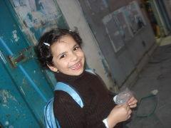 虐殺のあったジェニン難民キャンプの優しくフレンドリーな人達 Part2