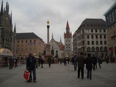 Munchen−ヨーロッパ周遊8−