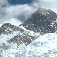 エベレスト山周辺