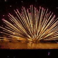 18きっぷで熊野の大花火大会へ