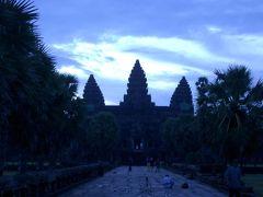 カンボジア旅行 その1