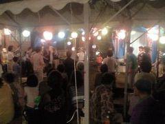 神奈川県藤沢で移動販売ケータリングカー出店!盆踊りでクレープ無料プレゼント!!