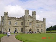 南イギリス・ランズエンドを目指して(その1)~リーズ城、カンタベリー、ドーヴァー~