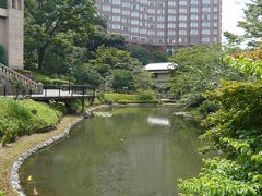《2008夏 滝&スヌーピー三昧》東海・関東1300kmドライブ【その12;フォーシズンズホテル椿山荘でお庭散策】