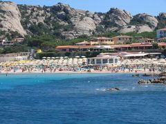 Sardinia, Italy サルデーニャ島への旅ー⑤島の海岸めぐり