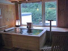 私の温泉宿100選~層雲峡温泉、ホテル大雪、特別室和房雪花(北海道)