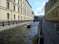 ロシア15: 「水の都」 サンクト・ペテルブルグ