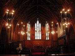世界一美しい木造ゴシック聖堂のある街~オークランドで建築散歩