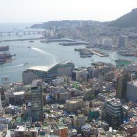 釜山タワーを上ろう