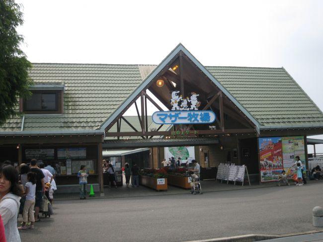 房総旅行2日目。<br />館山駅からローカル線に1時間ほど揺られ、君津へ。<br />君津駅から無料シャトルが出ていて、前日乗車予約しておきました。<br />無料シャトルで40分。<br />お昼頃にマザー牧場に到着。<br /><br />3連休のせいか、混んでいました。<br />入場券の他にマザーファームツアーのセット券もあります。<br />私と友達はアルパカが目的なので、もちろんセット券。<br /><br />夕方の無料シャトルは電車の都合で合わず、路線バスを利用。<br />路線バスは佐貫町駅行きで、20分の道のりでした。<br /><br />帰りは佐貫町駅から特急さざなみで新宿まで帰りました。<br />新宿行きは1日に1本のようです。