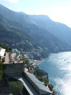 2008.GW 南イタリア&シチリア旅行記1(ソレント・アマルフィ海岸)