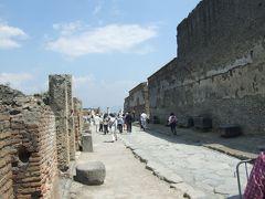 2008.GW 南イタリア&シチリア旅行記3(ポンペイ)