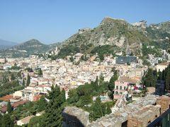 2008.GW 南イタリア&シチリア旅行記5(タオルミーナ)