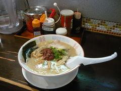 小倉らうめん横丁 久留米ラーメン「麺屋 吉蔵」