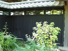鎌倉 :東慶寺:初秋の風景
