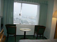 ホテル大阪ベイ・タワー : 窓景色